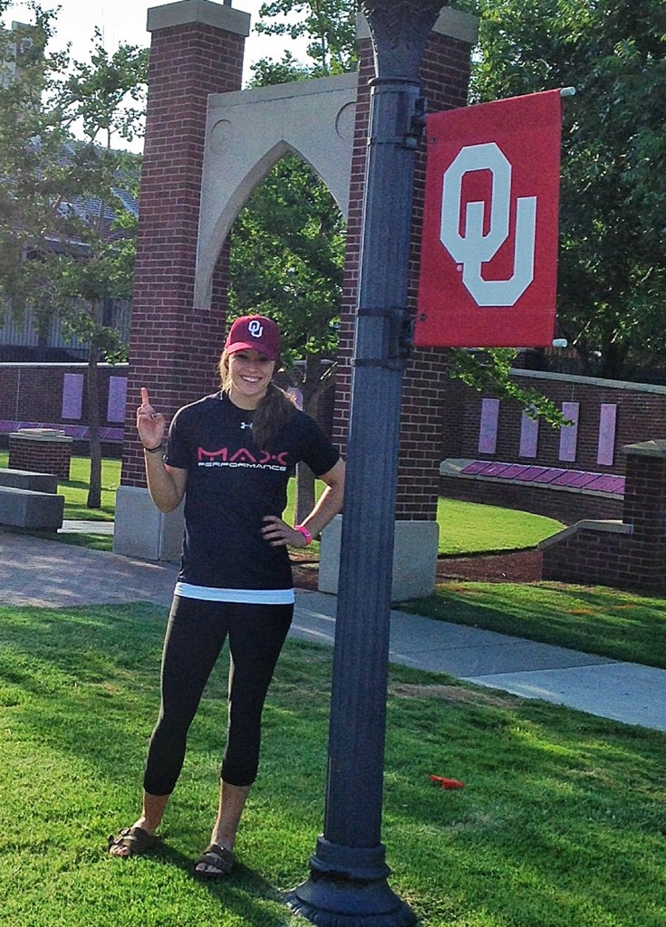 Caren Nelson - University of Oklahoma