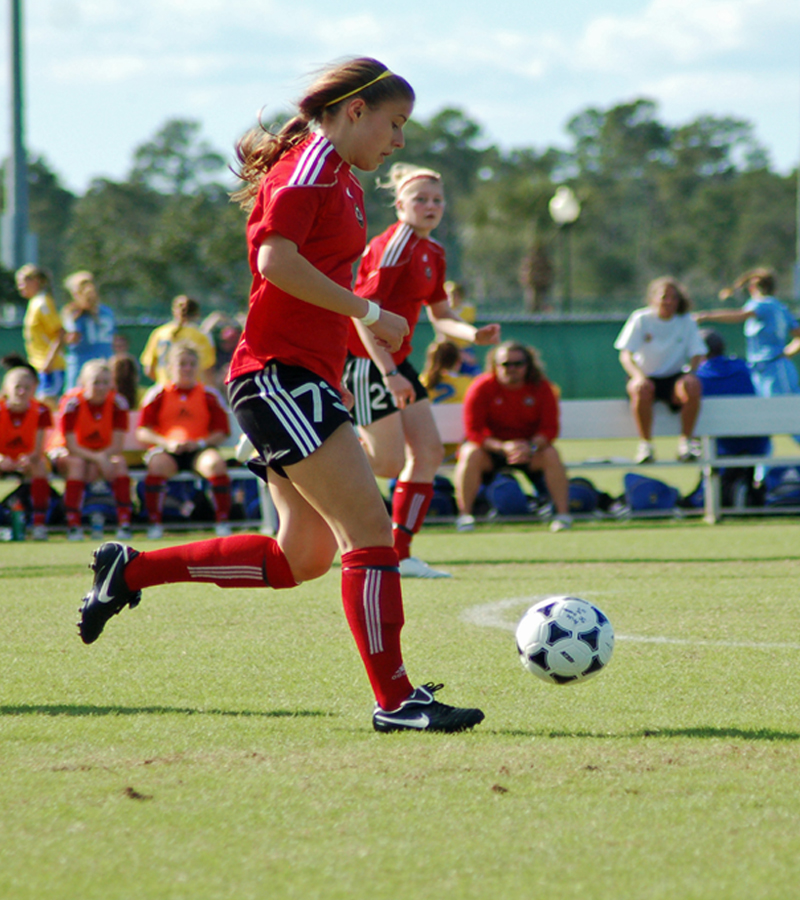 Caren Nelson University of Oklahoma Soccer