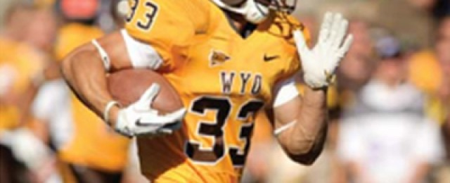 Dominic Rufran Wyoming Football